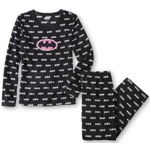 S Set 3084 Pigiama donna 3x 2 da Batgirl in pile pezzi da RCqzSH