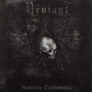 DEVIANT-Ravenous-Deathworship-CD-9-trks-FACTORY-SEALED-NEW-2005-Candlelight-USA