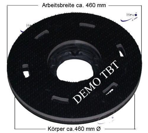 Dom-carburants assiette pad Holder Nilco 460-461 igelbelag 460 mm ø