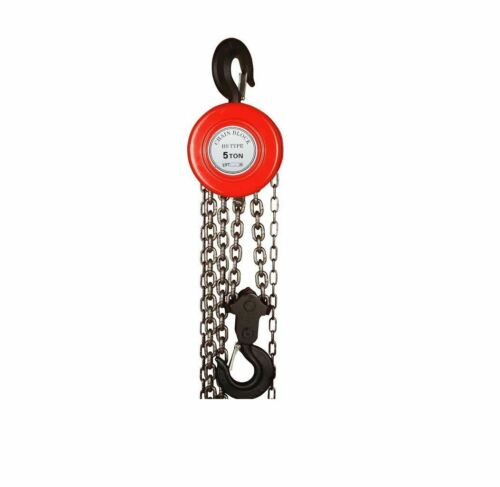 Size:3m 5T 181745 Chain Block Hoist HSZ