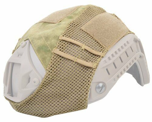 DLP Tactical Helmet Cover for MICH ,  OPS-Core FAST and Similar Combat Helmets  get the latest