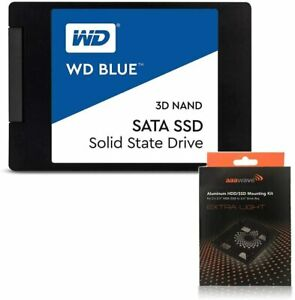 Special bundle - WD WDS250G2B0A Blue 250GB 2.5