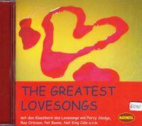 The Greatest LOVE Songs + CD + Tolles Album mit 15 Schmusehits zum Kuscheln +