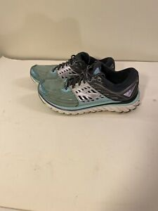 Brooks-Glycerin-14-Woman-s-Running-Shoes-Athletic-Sneakers-Seafoam-Black-Size-9B