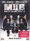 2 Dvd «MIIB ♦ MIB ♦ MEN IN BLACK II 2» con Tommy Lee Jones Will Smith nuovo 2002