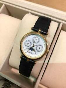 b2c331f481e Rare GUCCI Gucci Moon Phase Watches Antique Vintage Triple Calendar ...