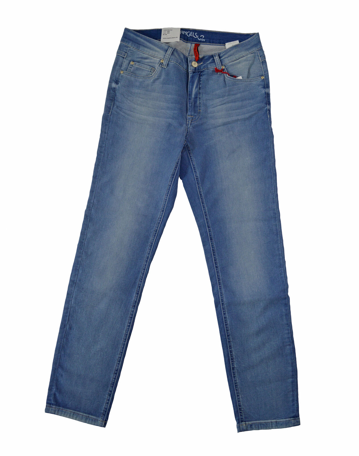 Angels Skinny Jeans Ferrà bluee Used Ladies of Trousers Röhrenjeans Many Sizes