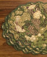 Set Of 4 Quilted Placemat