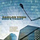 Bird's Ticket [Digipak] by Carlos Vega (Saxophone) (CD, Jan-2016, Origin Records)