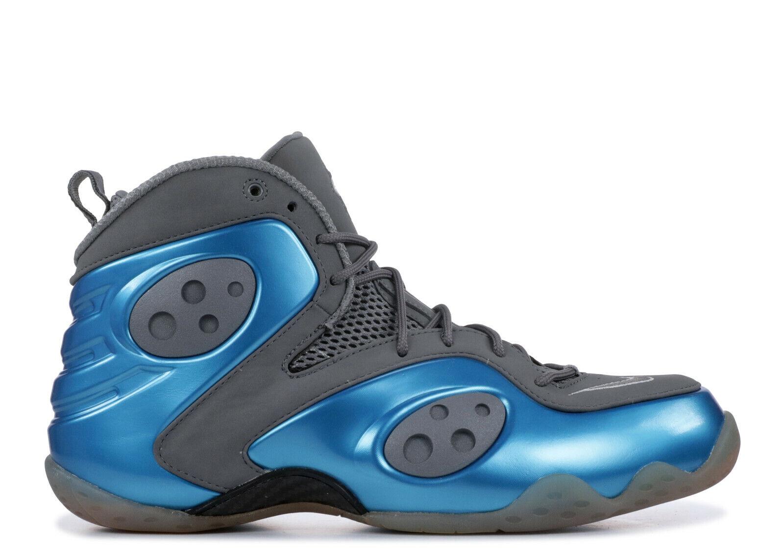 2012 Nike Zoom Rookie Foamposite SZ 11 Dynamic blu Penny Galaxy OG 472688-402
