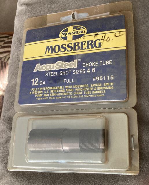 Mossberg 12 GA 12ga Accu-mag Choke Tube Full 95254 for sale online