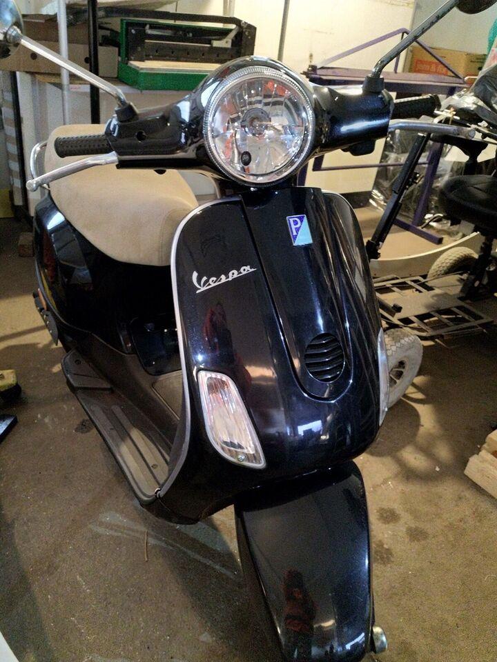 Vespa LX 50, 2007, 14000 km