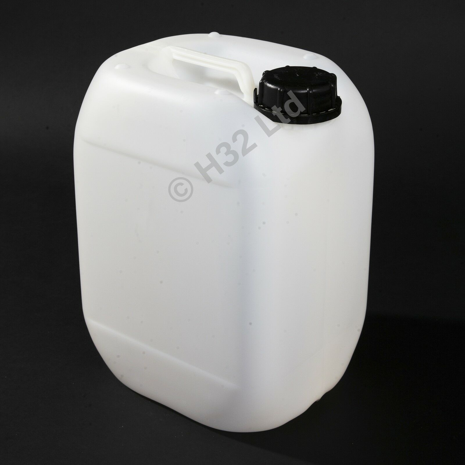 8 x 10L 10 Litre New Plastic Water Carrier Drum Container Jerrycan Bottle 25L