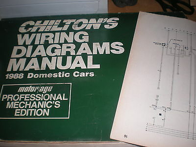 1988 Pontiac Firebird And Trans Am Oversized Wiring Diagrams Manual Sheets Set Ebay