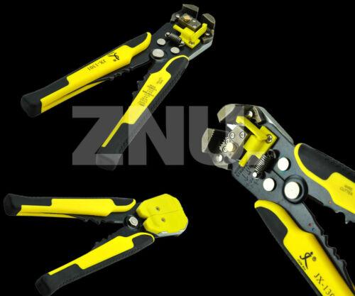 3 IN 1 Automatic Wire Striper Cutter Crimper Pliers Professional Terminal Tool