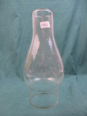 oil lamp chimney 3 fitter 8 1//2 tall