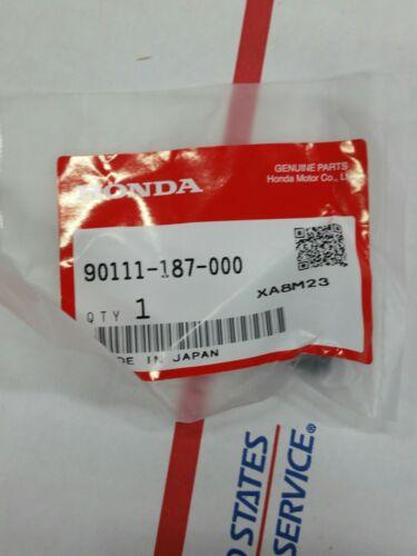 Honda NEW OEM 90111-187-000 FLANGE BOLT 6MM 1985-2020
