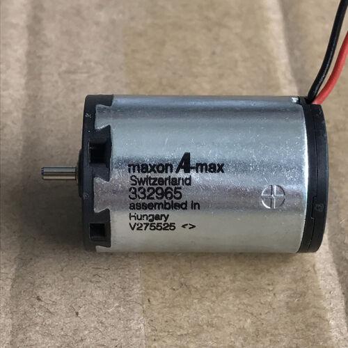 Swiss Maxon A-max 391116 Mini 22mm Coreless Motor DC 12V 24V 11000RPM High Speed