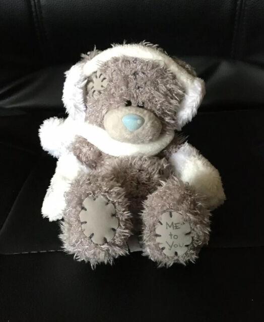 Tatty Teddy Sits 7 Tall Me to You Grey Teddy Bear Wearing A Lovely Mum T-shirt
