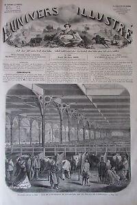 Italy-Inquisition-Tribunal-Venice-Engraving-Xixeme-No-110-Universe-Illustre-1860