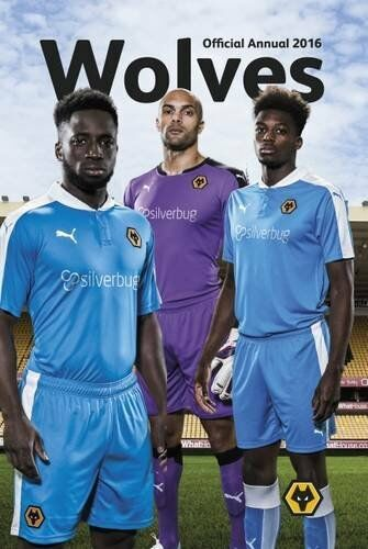 The Official Wolves Annual 2016,