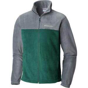 Columbia Men/'s Steens Mountain 2.0 Full Zip Jacket Tan XLT Tall NWT