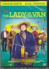 Dvd **THE LADY IN THE VAN** con Maggie Smith nuovo 2015