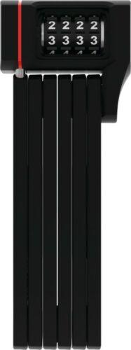 ABUS faltschloss uGrip Bordo 5700 Combo longueur 80 cm Noir