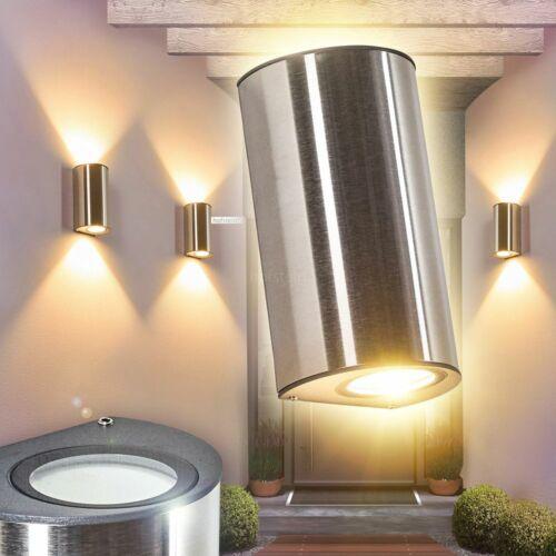 LED Patio Balcony Yard Driveway House Door Lighting Exterior Wall Light Lamp