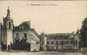 CPA CHARNIZAY - le Chateau (146528)