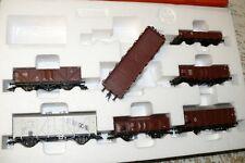 SK Roco 44002 Güterwagen SET DB  7-teilig