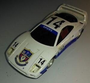 getunt-Scalextric-Hornby-Ferrari-F40-Tottenham-Hotspur-1-32
