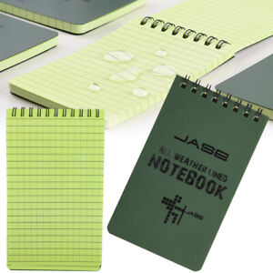 Rite-in-the-Rain-3x5-034-Waterproof-Pocket-Notepad-Notebook-All-Weather-Stone-Paper