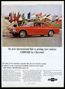 1965-Chevrolet-Chevy-Corvair-Monza-Sport-Sedan-red-car-photo-vintage-print-ad