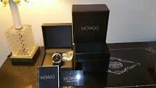 Movado Luno Sport Watch Stainless Steel, Swiss/Quartz Movement FREE SHIPPING