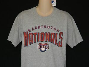 NEW-Washington-Nationals-Baseball-T-shirt-Short-Sleeve-Top-Boys-Size-M-Medium-10