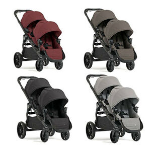 Details About Baby Jogger City Select Lux Double Stroller Pram 2017 Brand New