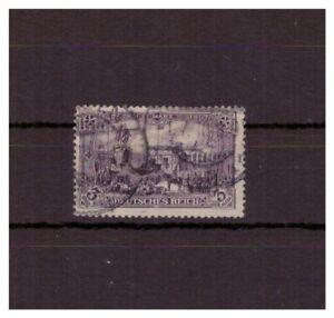 H21223-Deutsches-Reich-Mi-Nr-80-Ba-gestempelt-geprueft-BPP