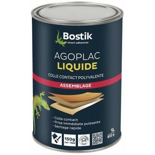 Colle néoprène liquide - 5 litres - Agoplac BOSTIK