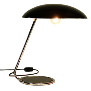 Kaiser Idell Tisch Leuchte Christian Dell Bauhaus Modell 6761 Lampe Vintage 50er