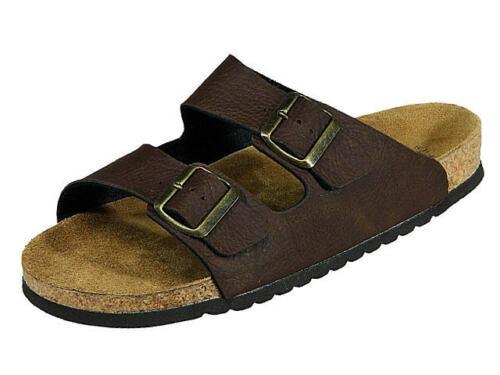 Schuster jeune 670075 Mules Pantoufles Chaussures Marron 39-52 neu11