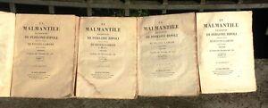 IL-MALMANTILE-RACQUISTATO-DI-PERLONE-ZIPOLI-1815-PRATO-LORENZO-LIPPI-4-VOLUMI