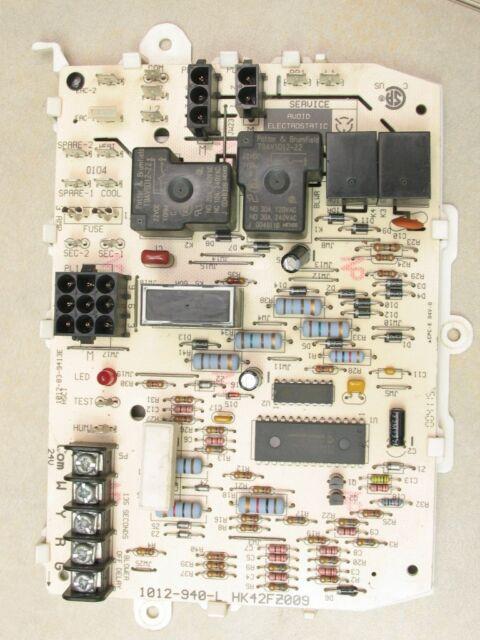 Carrier Bryant Hk42fz009 Furnace Control Circuit Board 1012 940 L