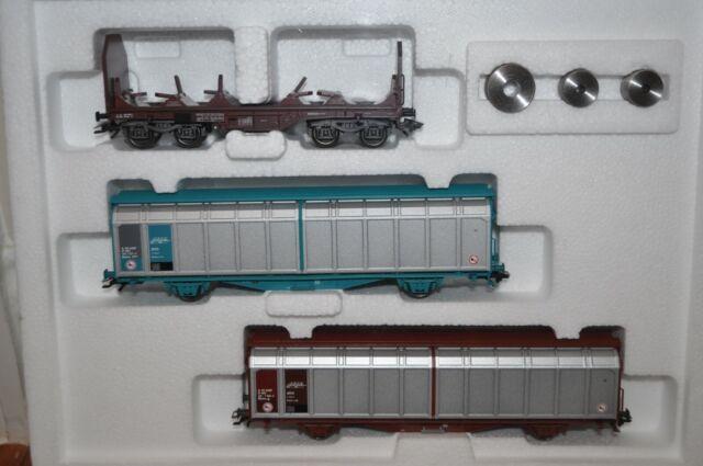 Märklin 47881 Freight Car Set SNCF Gauge H0 Boxed for sale online
