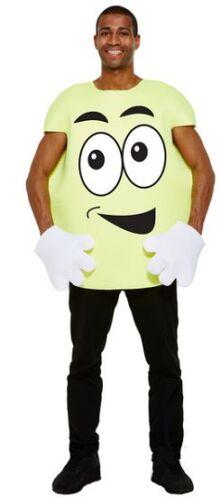 Homme femme M/&M s doux nourriture poule Stag Do Fête Drôle fancy dress costume outfit