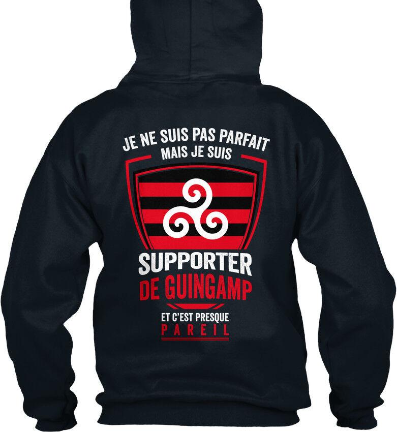 Je Suis Supporter De Guingamp    - Ne Pas Parfait Mais Standard College Hoodie   Am wirtschaftlichsten    Ruf zuerst  f4c041