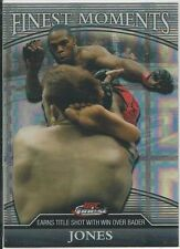 Jon Bones Jones 2011 Finest UFC Finest Moments X-Fractors Card # FMJJ 075/188
