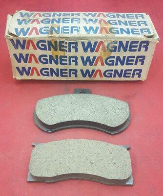 Rear Wagner Brake Wagner QuickStop ZX757 Semi-Metallic Disc Pad Set