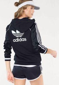 Adidas Women's Slim Fit Hoodie & Slim Fit Shorts Blue 1avl Small Delaying Senility 2pc Set Tracksuits & Sets