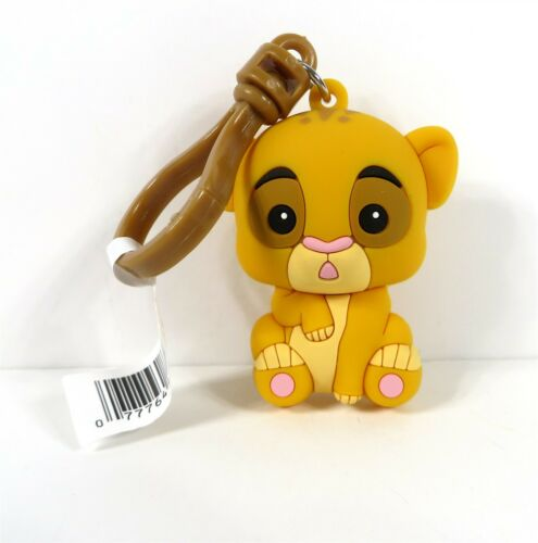 Disney The Lion King Figural Bag Clip Series 23 Baby Simba Figure NEW
